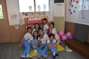 GRADE SCHOOL ACTIVITIES (41)